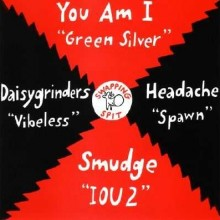You Am I – Green Silver Split 7″