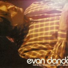 Evan Dando ‎- Griffith Sunset EP