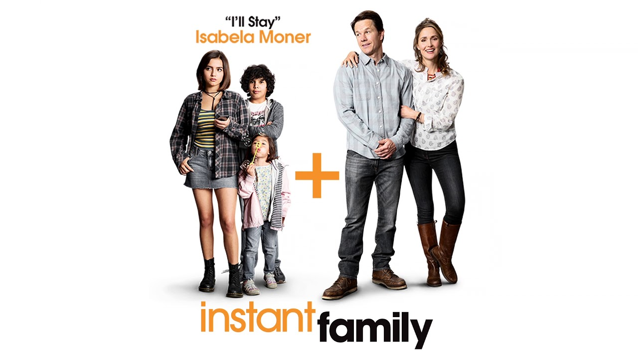 Isabela Monee - I'll Stay - Instant Family