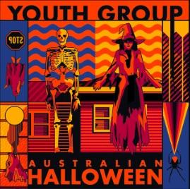 Youth Group - Australian Halloween