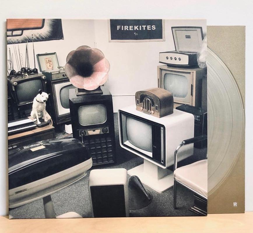 Firekites vinyl